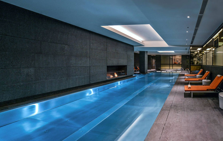 Swimway Partners With The Mandarin Oriental Hotel In Kensington Swimway