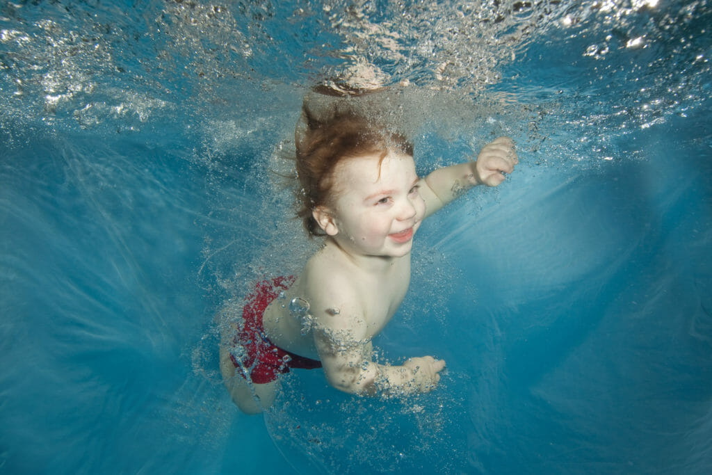 swimway parent & baby lessons