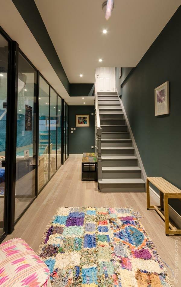 entrance hallway swimway balham tooting