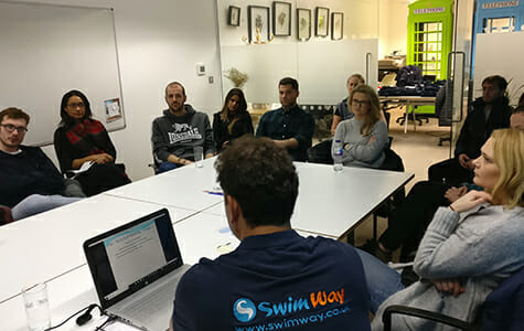 swimway instructor training