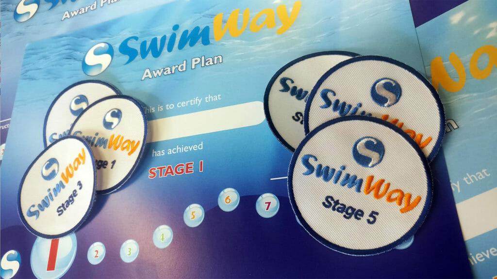 swimway swimming certificates