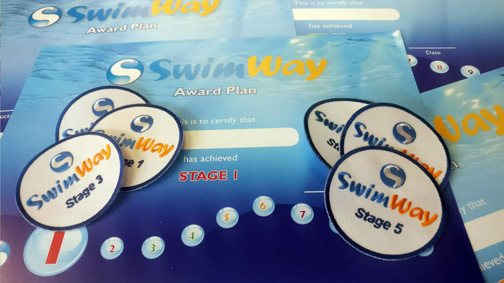 swimway swimming certificates