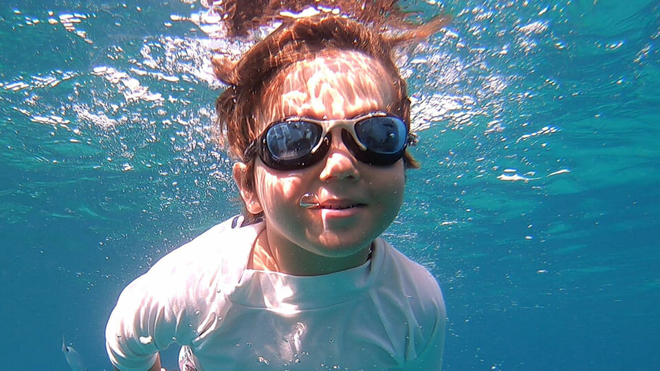 request a booking for your child to swim with swimway